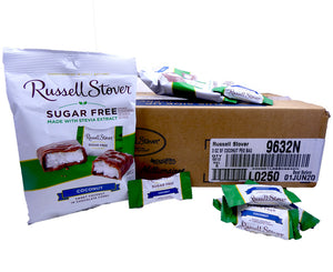 Russell Stover Sugar Free Coconut 3oz Bag or 12 Count Box