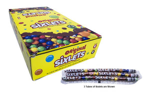 Sixlets .58oz Piece or 48 Count Box