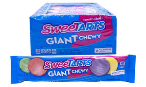 Sweetarts Giant Chewy 1.5oz or 36 Count Box