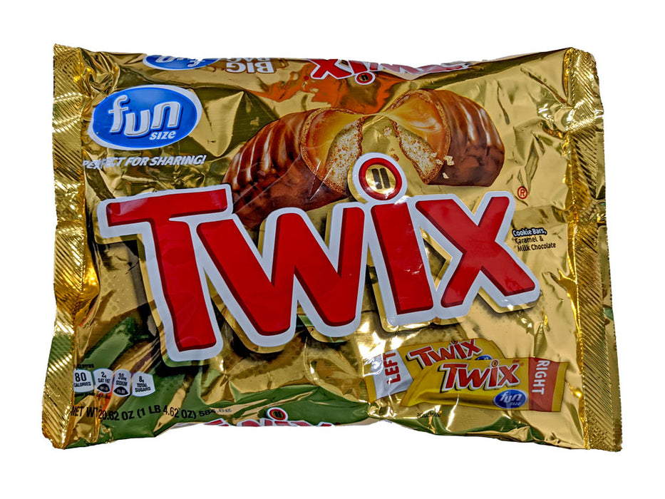 Twix Fun Size 20.62 oz Bag