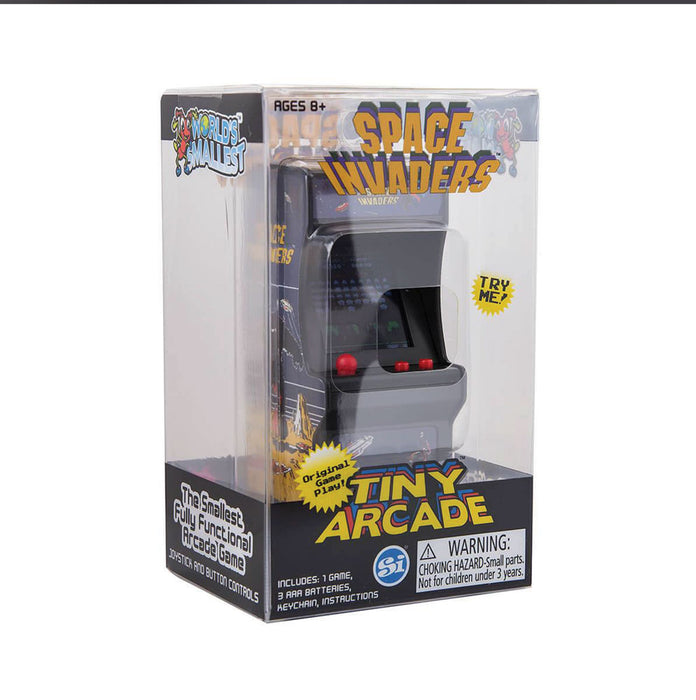 Space Invaders World's Smallest Arcade Game