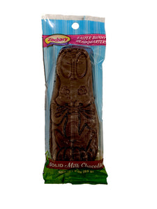 Zachary Chocolate Bunny 3oz