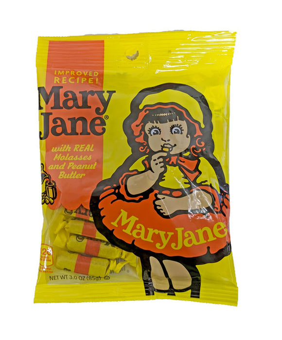 Mary Jane 3oz Bag