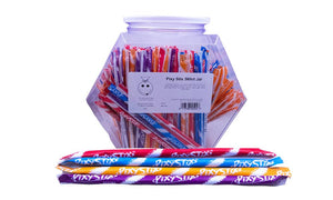 Pixy Sticks Assorted 360 Count Jar