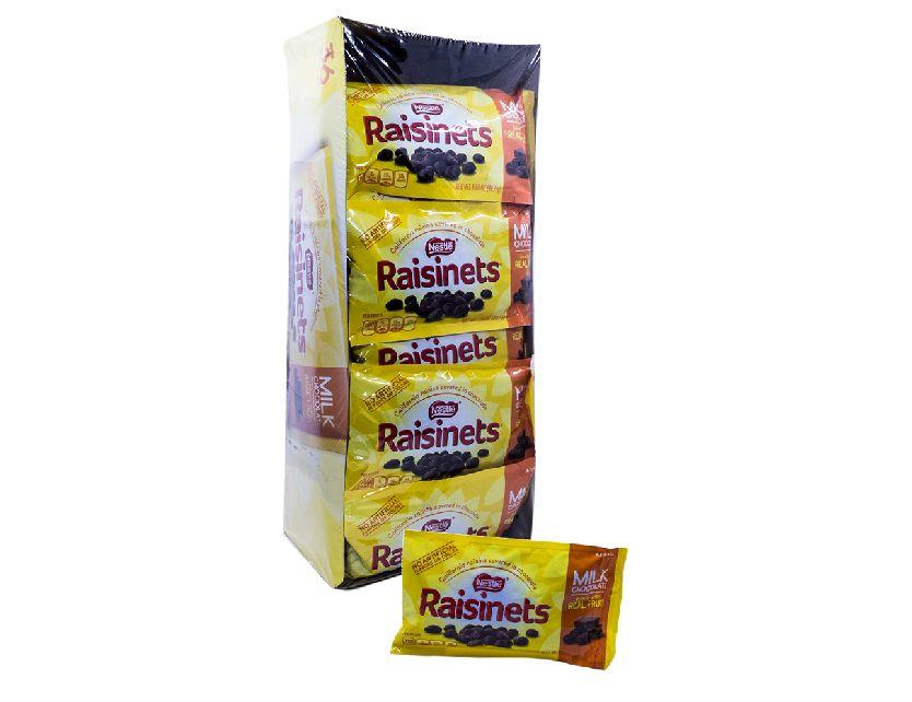 Raisinets 1.58oz Pack or 36 Count Box