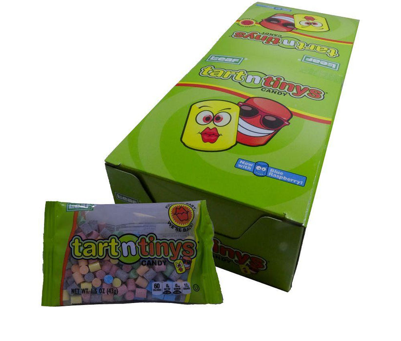 Tart N Tinys 1.5oz or 24 Count Box