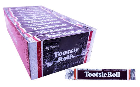 Tootsie Roll .5oz Piece or 48 Count Box