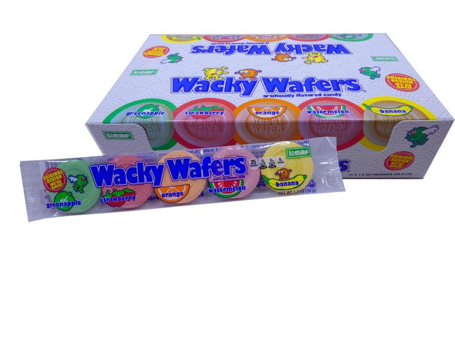 Wacky Wafer 1.2oz or 24 Count Box