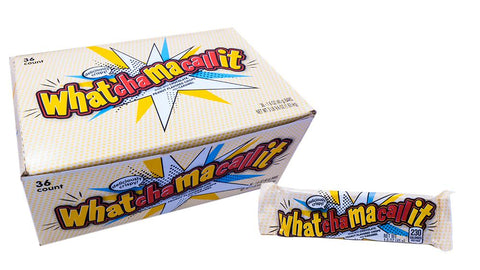 Whatchamacallit 1.6oz Bar or 36 Count Box