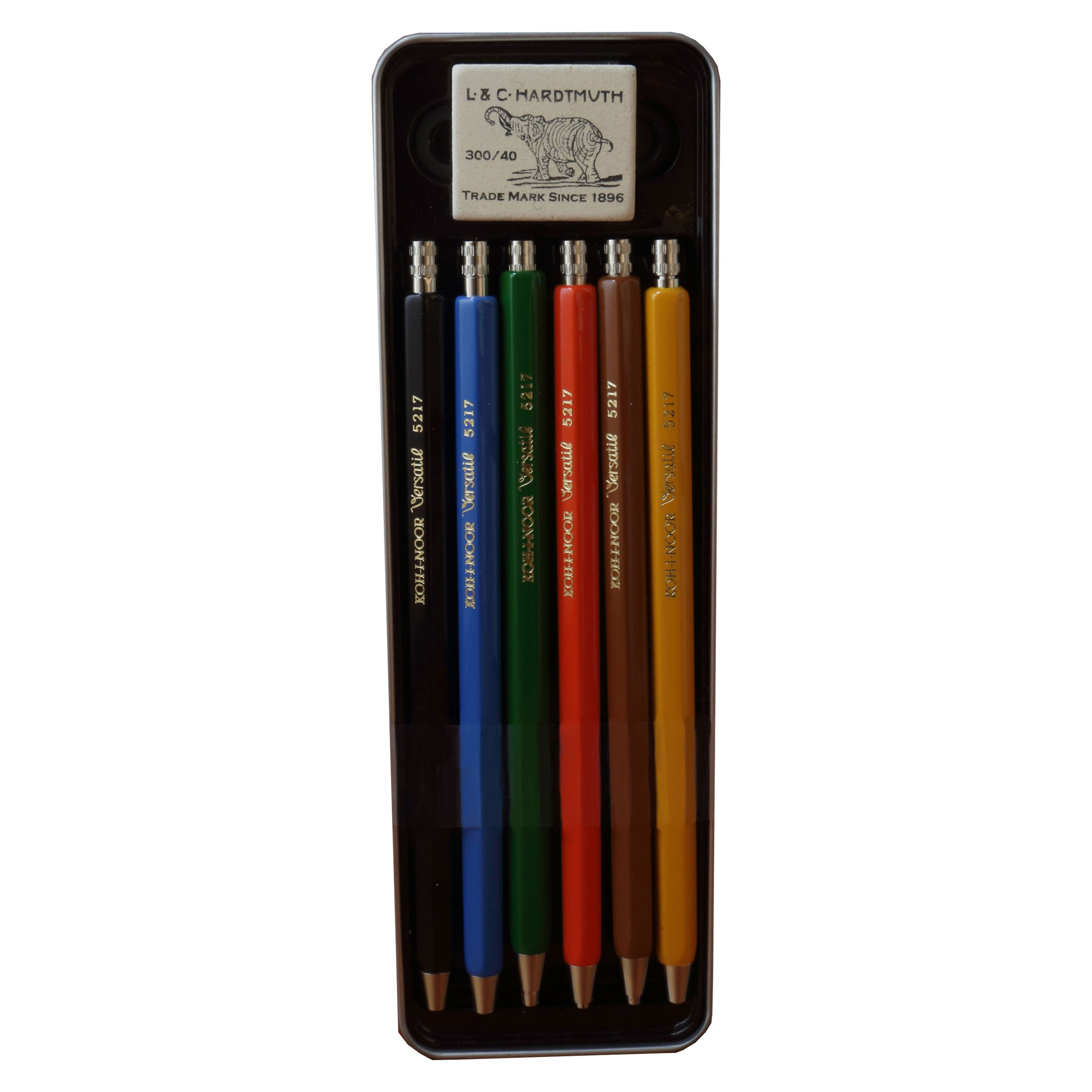 Set de portaminas Koh-I-Noor Versatil 5217 de colores
