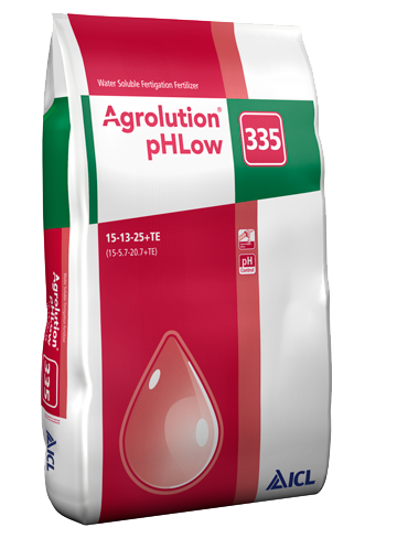 Agrolution® pHLow 15-13-25