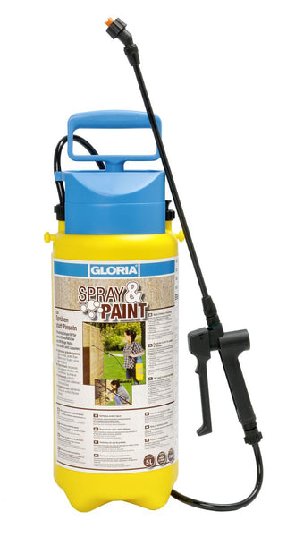 Pršilka Gloria Spray Paint, 5l
