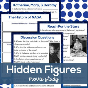 Hidden Figures Movie Study