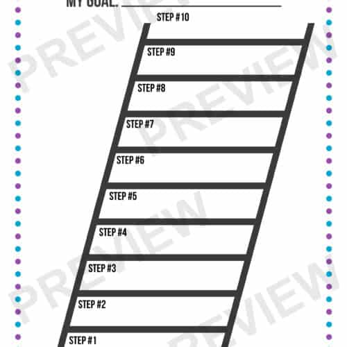 Teen Goal Ladder