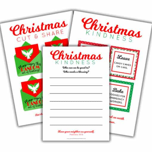 Christmas Kindness Planner