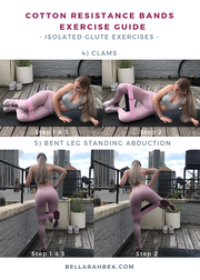 Booty Band Glute Guide