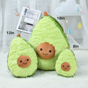Avocado Plushie
