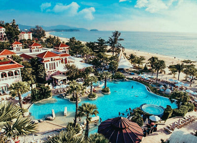 Living the Dream in Phuket's Centara Grand Beach Resort