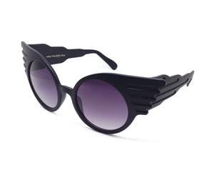 Fan Base Sunglasses Matte Black
