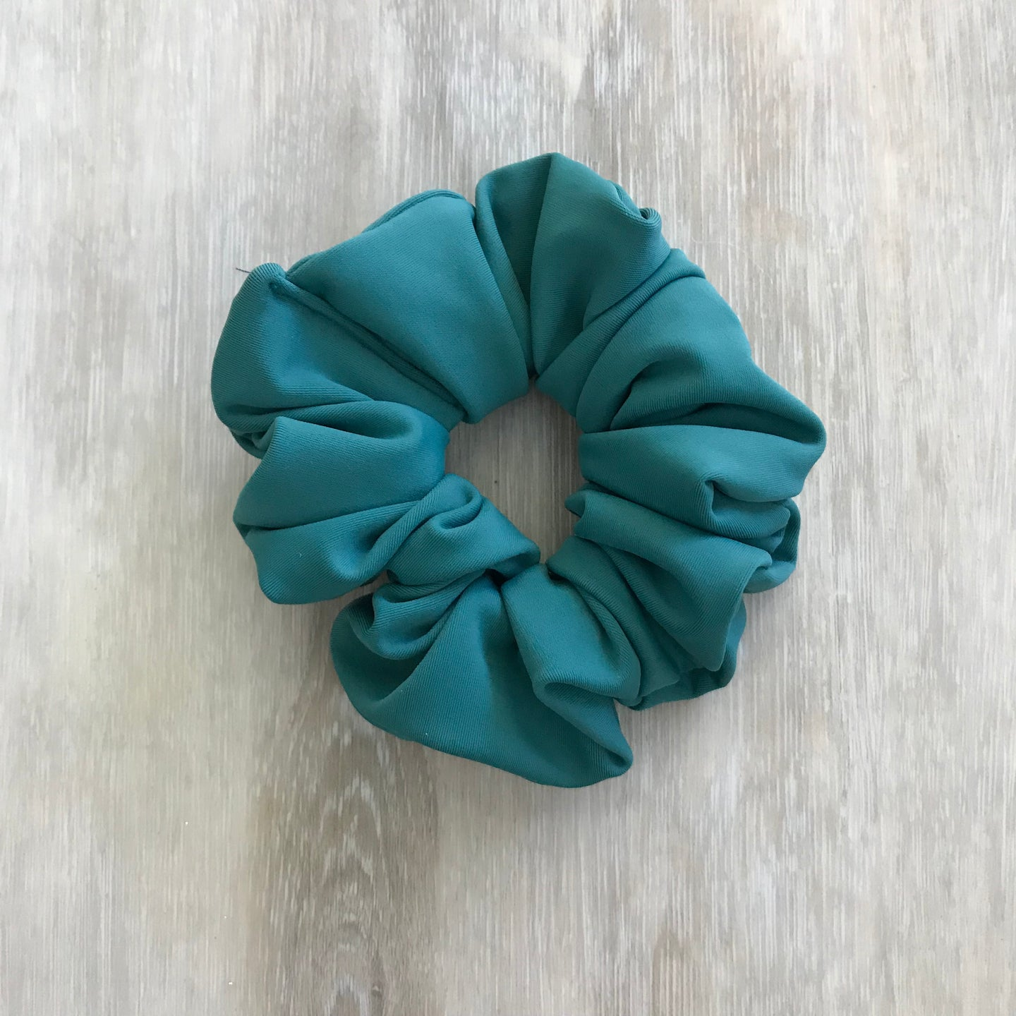 Jade // Hair Scrunchie