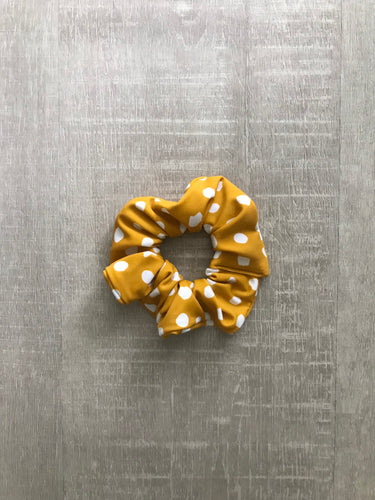 Honeycomb // Hair Scrunchie