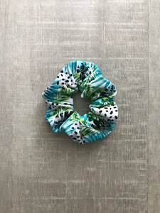 Tropicana // Hair Scrunchie