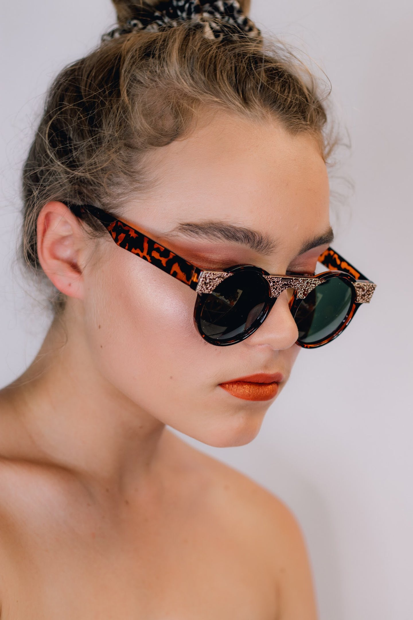 Night Rider Sunglasses Tortoise Shell