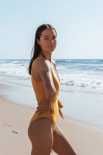 Load image into Gallery viewer, Eliza Swimsuit // Amber