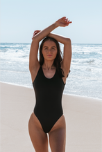 Load image into Gallery viewer, Amelia Swimsuit // Liquorice