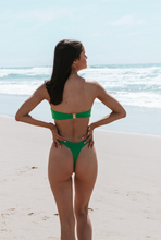 Load image into Gallery viewer, Karli Bandeau // Emerald