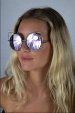 Load image into Gallery viewer, Kyra Glasses Purple