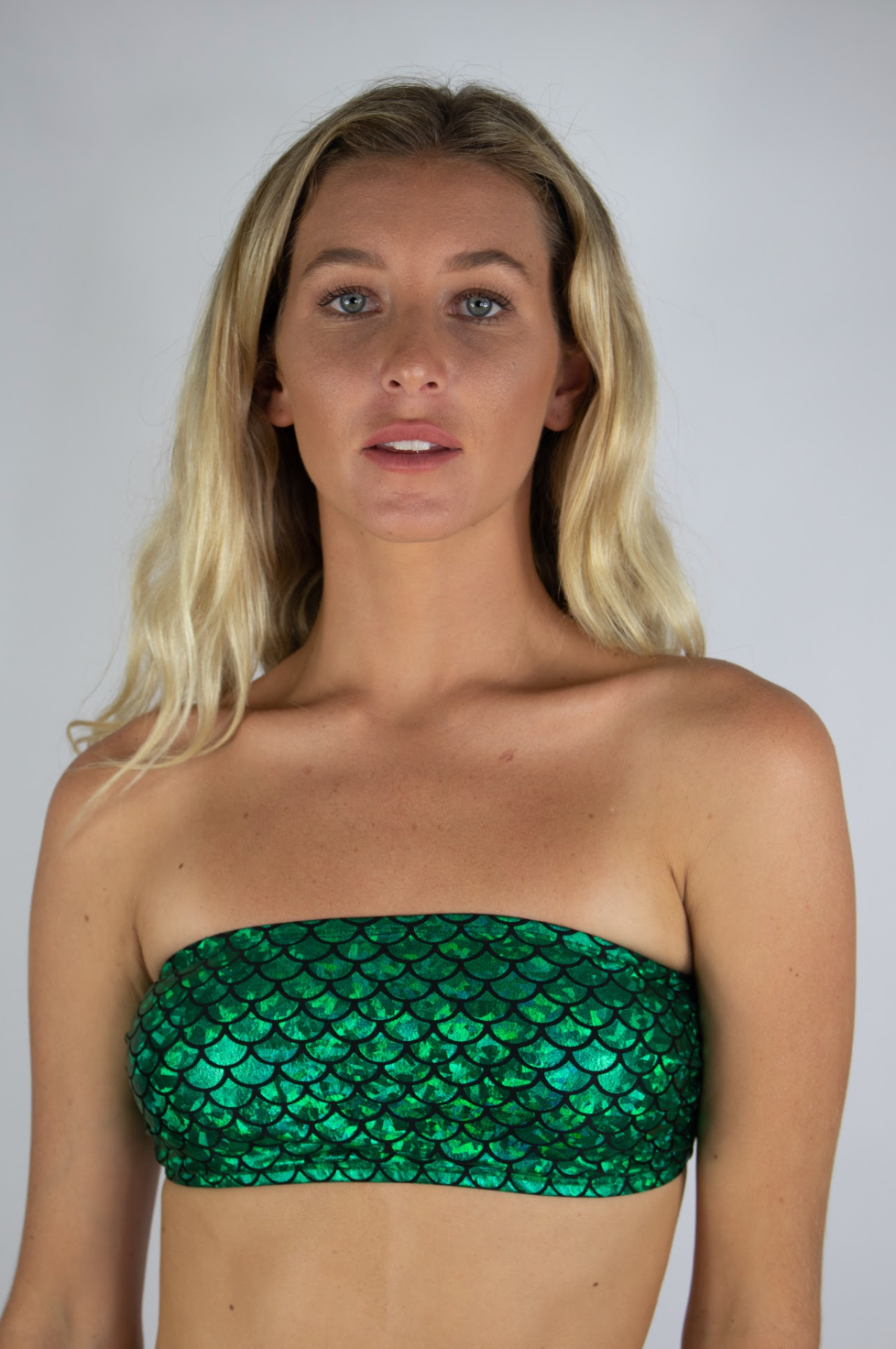Mermaid Tube green