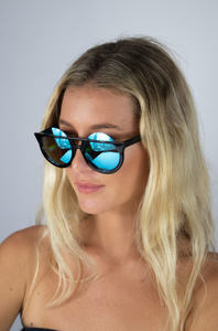 Sadie Glasses Blue
