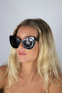 Peyton Sunglasses Black