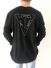 Load image into Gallery viewer, Black Long sleeve shirt