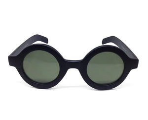 Watch you go Sunglasses Matte Black