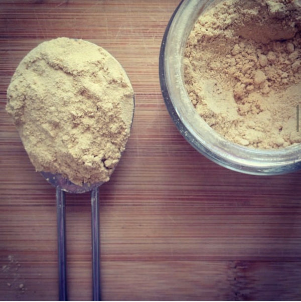 KAPHA REDUCING AYURVEDIC GINGER BATH SALT RECIPE