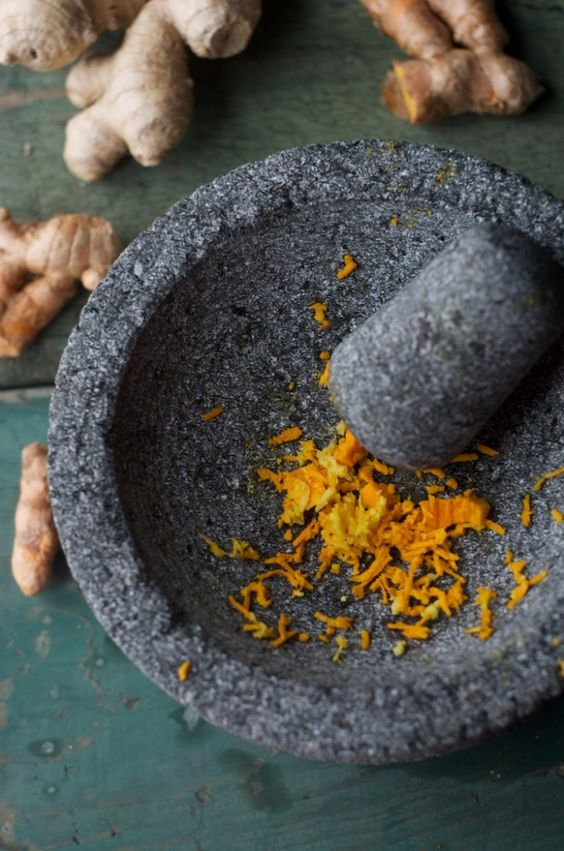 TURMERIC: FOR RADIANT SKIN & OPTIMAL HEALTH