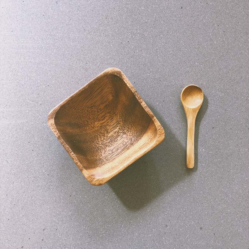 Facial Bowl & Spoon