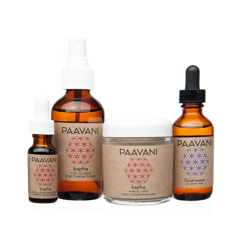 kapha-oily-skincare-collection