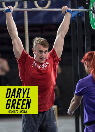 Daryl Green Wodable Athlete