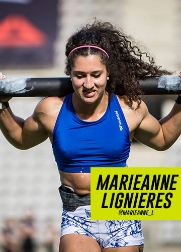 Marieanne Lignieres Wodable Athlete