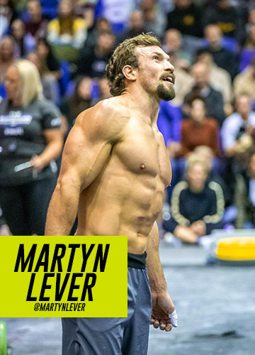 Martyn Lever Wodable Athlete