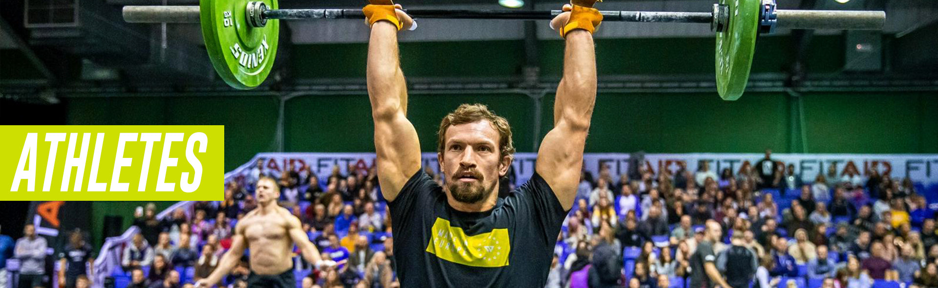 Athletes Sponsored Crossfit Games