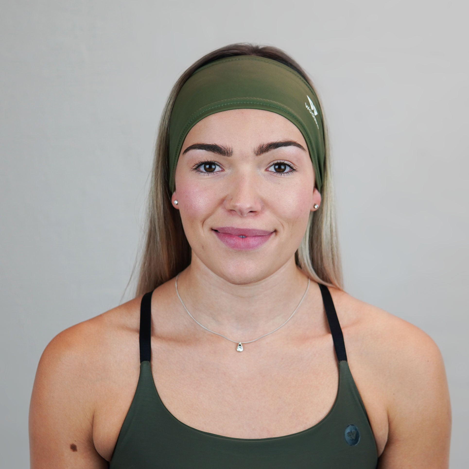 Army Green Headband