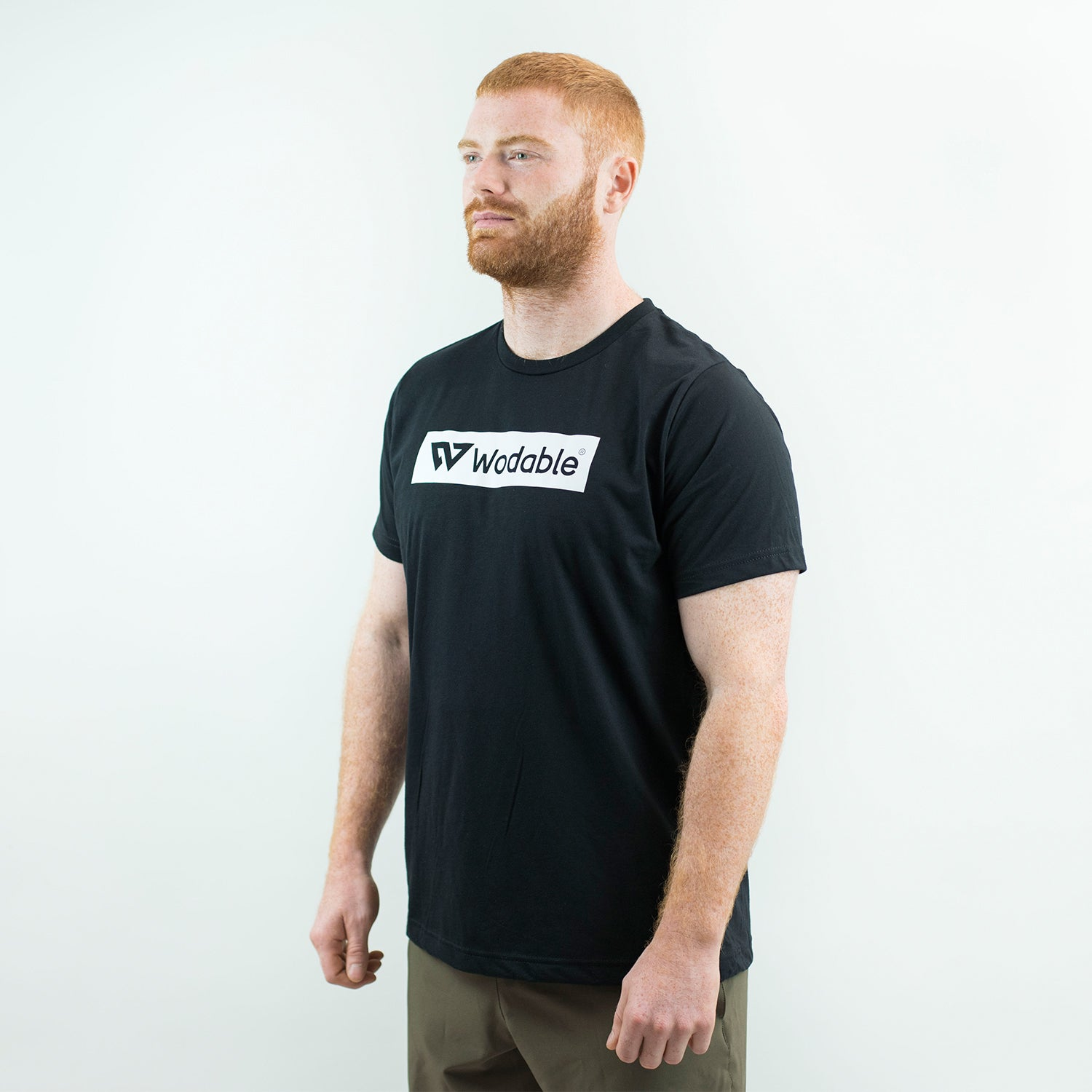 Box Logo T-shirt - Black