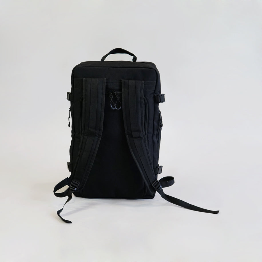 Competitor Backpack (Black)