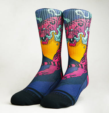 Crazy Tiger x Skorp Socks