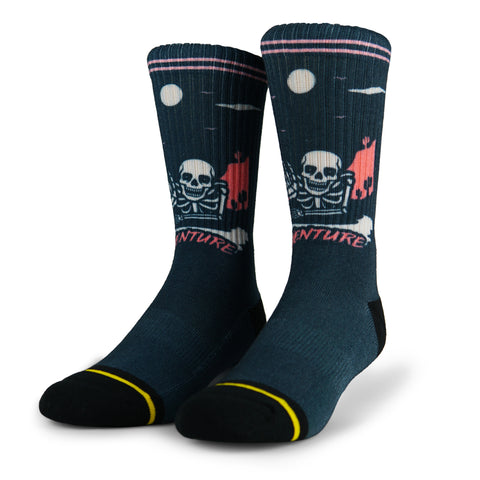 Venture Socks - Skull Valley