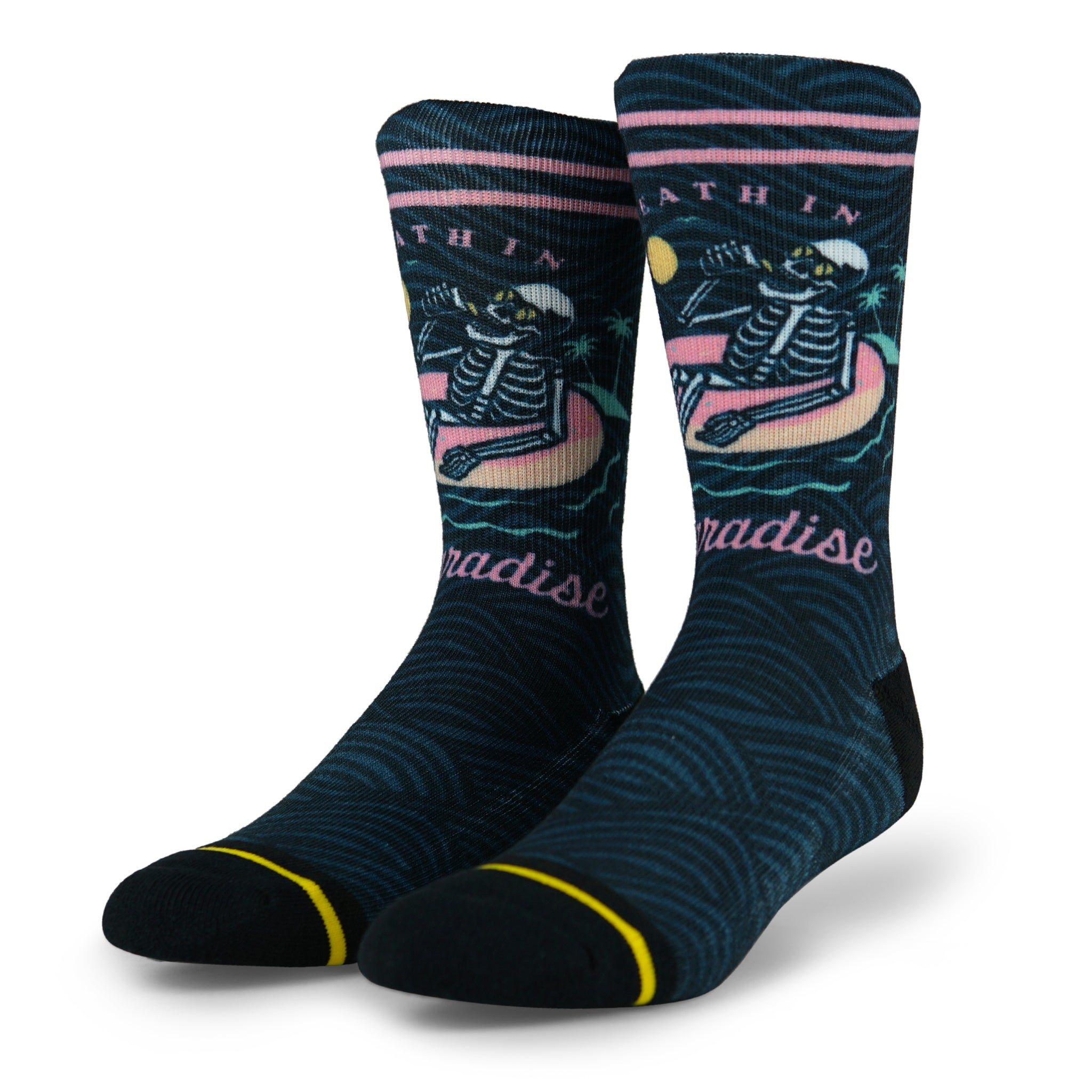 Death In Paradise Socks